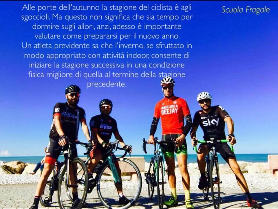 preparazione ciclismo